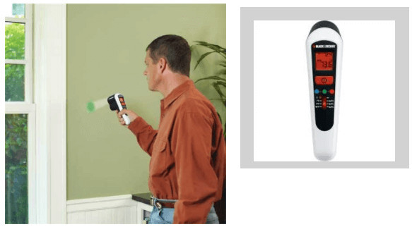 Thermal Leak Device to Save Home Energy