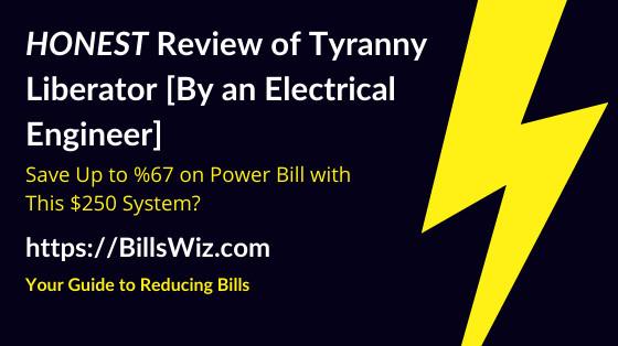 Tyranny Liberator Scam Review