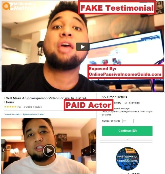 AZ Millionaire Method Testimonials