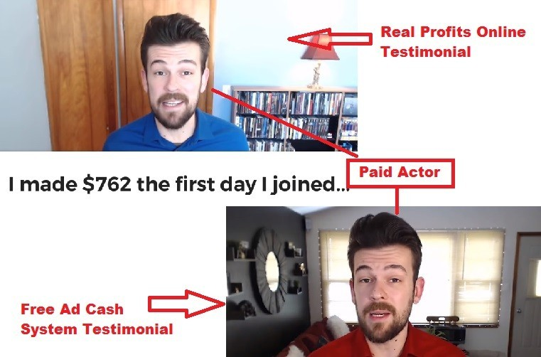 Real Profits Online Testimonials