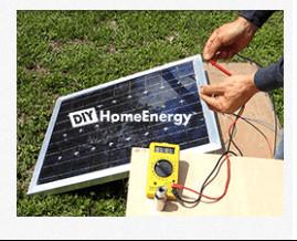 Install DIY Home Energy System