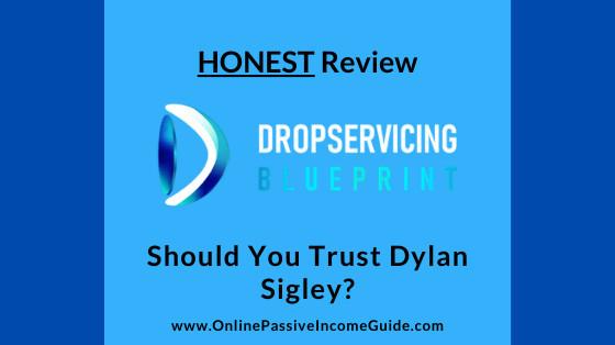 Drop Servicing Blueprint Review Scam