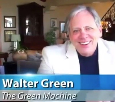 Walter Green The Green Machine