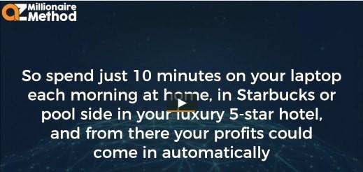 No Effort AZ Millionaire Method