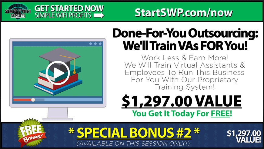 Simple Wifi Profits Bonuses
