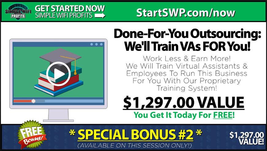 Simple Wifi Profits Bonuses