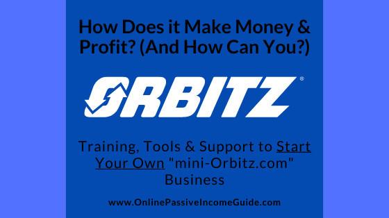 How Orbitz Makes Money