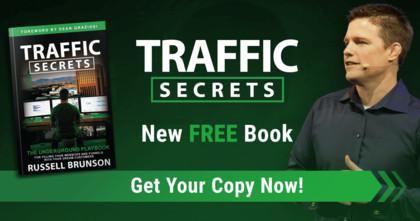Get Traffic Secrets Book For Free