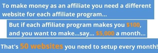 Is Secret Affiliate Website Legit