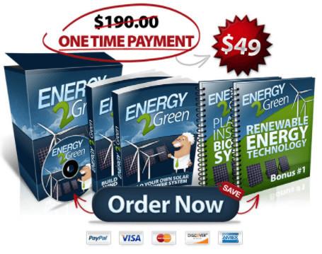 Energy 2 Green Price