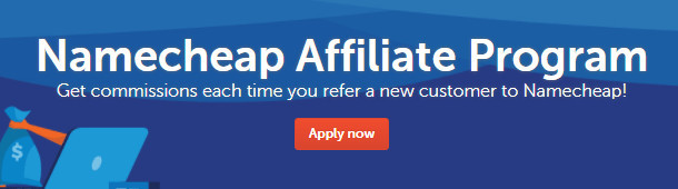 Namecheap Affiliate Program