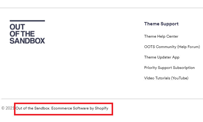 Retina Theme Is Owned by Shopify