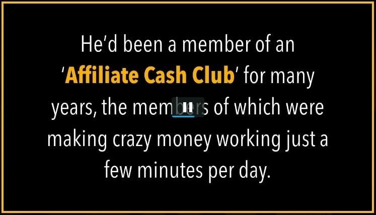 What Is Affiliate Cash Club