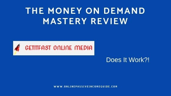 The Money On Demand Mastery Review