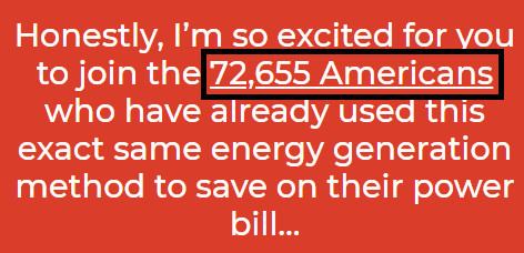 Electricity Freedom Customer Reviews