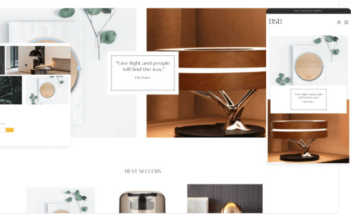 EcomSolid Freemium Shopify Art Theme