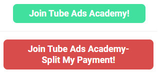 Join Tube Ads Academy
