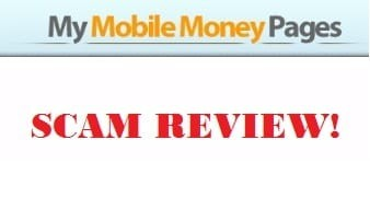 My Mobile Money Pages Scam Review