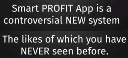 What Is Smart Profit App