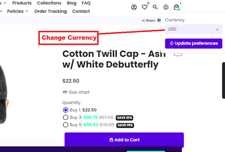 Currency Converter Boosts Shopify Sales