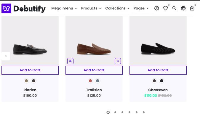 Shopify Merch Store Theme