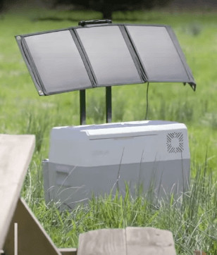 Solar Cooler Device Reduces Electric Bill