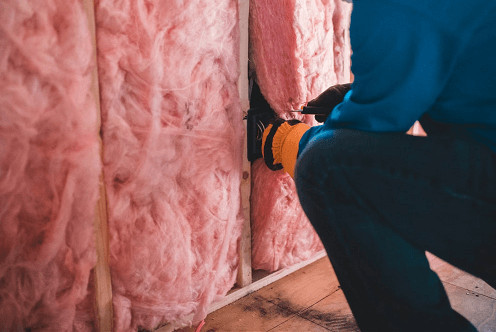 Insulation Save Electricity in Winter