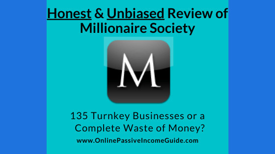 Honest Millionaire Society Review