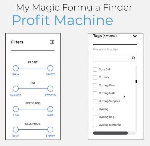 Profit Machine Software