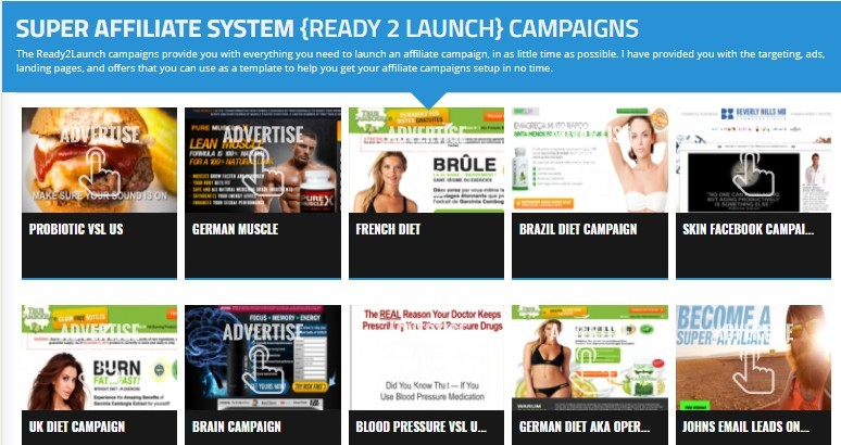 SAS Ready To Launch Campaigns