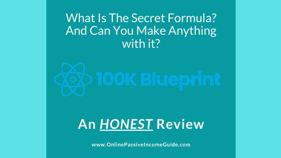 100K Blueprint Review - A Scam or Legit