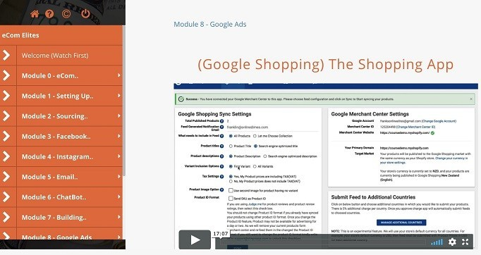 Google Ads For Shopify