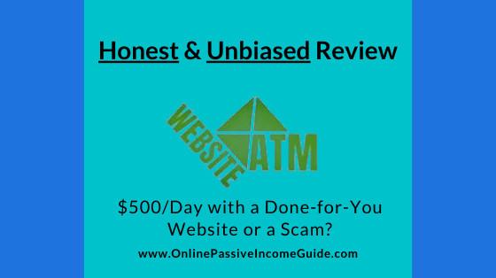 Honest Website ATM Review