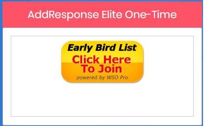 AddResponse Price & Discount