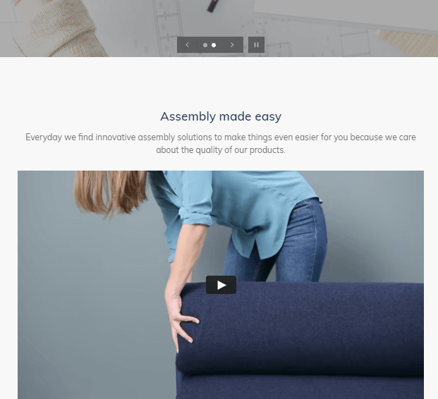 Shopify Debut One Product Theme