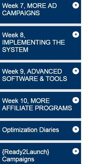 Super Affiliate System Training Components 2