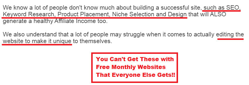 Is Free Monthly Websites 2 Worth it