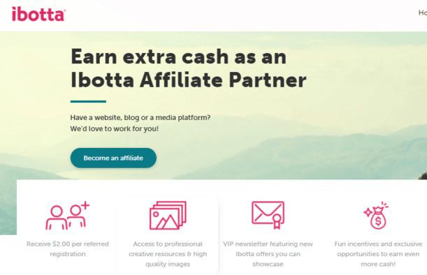 Make Money As an Ibotta Affiliate