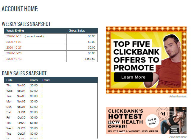 Use Banner Ads to Find Affiliates