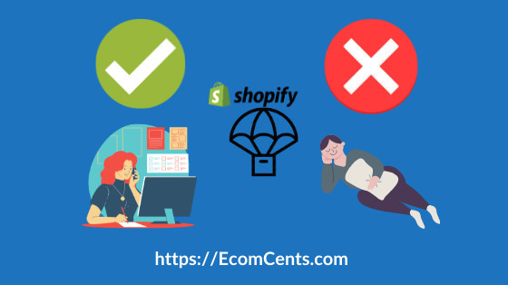 Shopify Dropshipping Lives as a Business