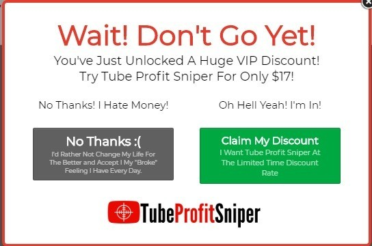 Tube Profit Sniper Price & Discount