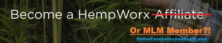 Hempworx Affiliate Review
