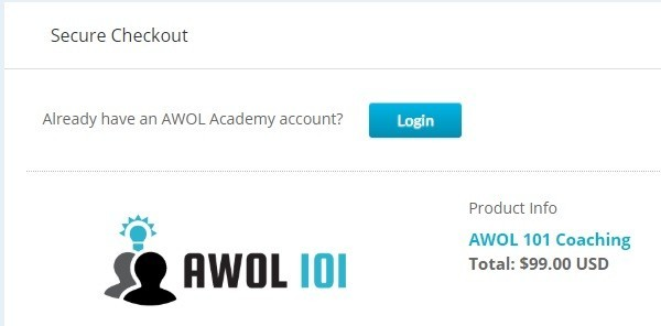 AWOL Academy Membership for Super Affiliate System
