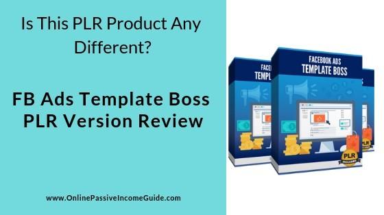Facebook Ads Template Boss Review