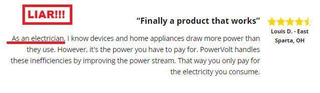 PowerVolt Customer Reviews