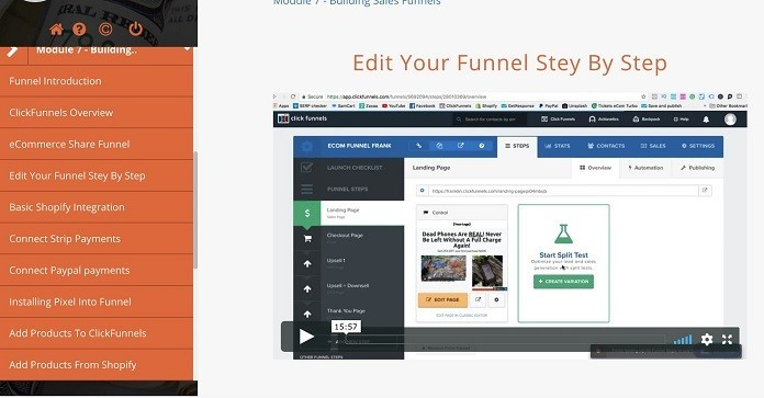 Clickfunnels Shopify Integration