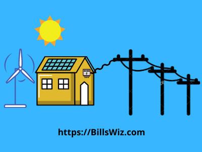 Solar & Wind Lower Electric Bill in Summer
