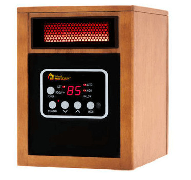Efficient Infrared Heater with Timer