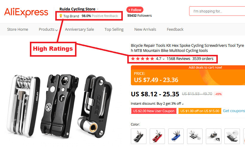 Unreliable Dropshipping Suppliers Cause Failure