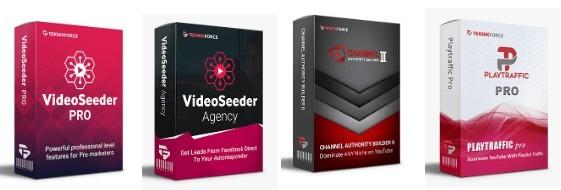 VideoSeeder Upsells